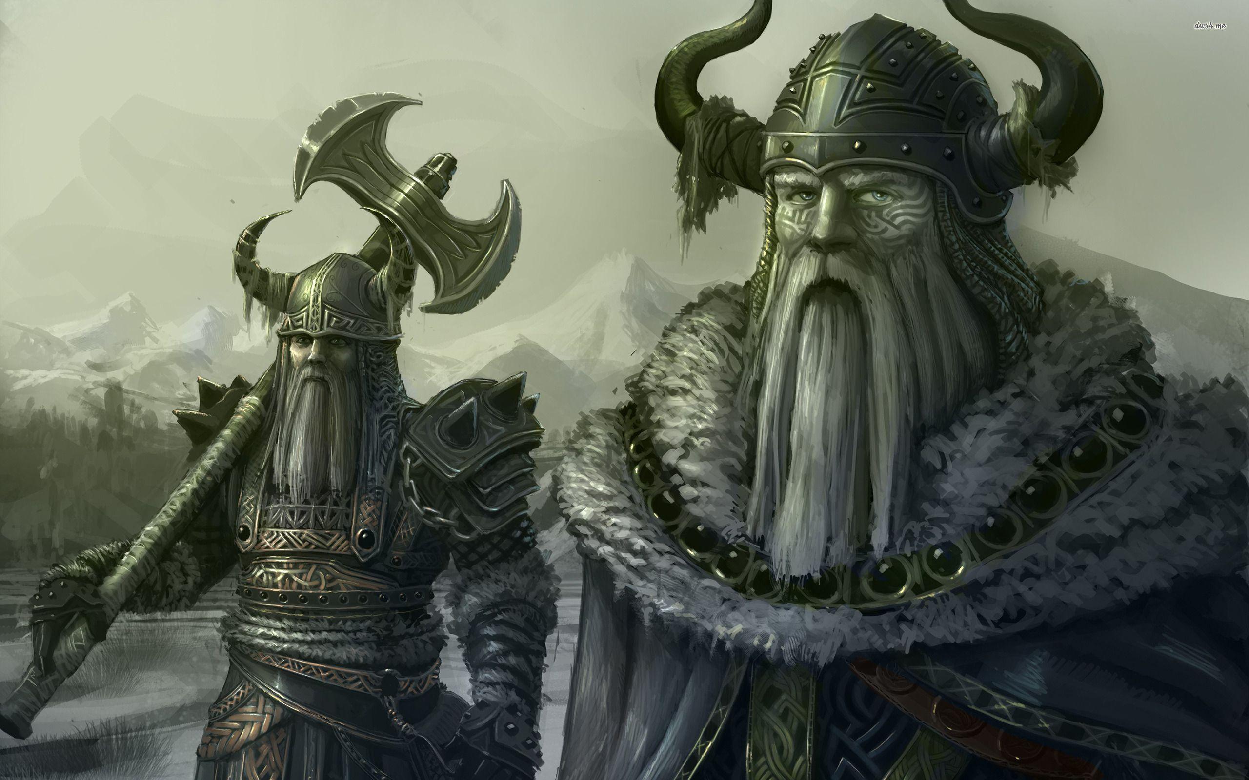 Vikings wallpaper - Fantasy wallpapers - #17969