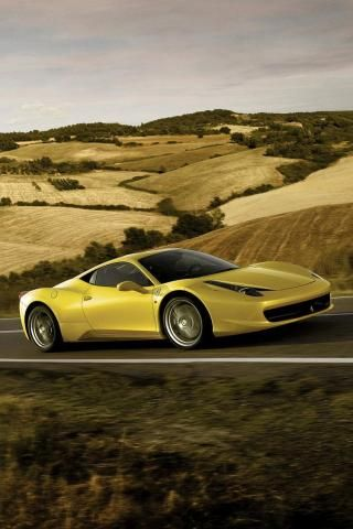 Ferrari 458 Italia Iphone Wallpaper Hd You Can Download This Free