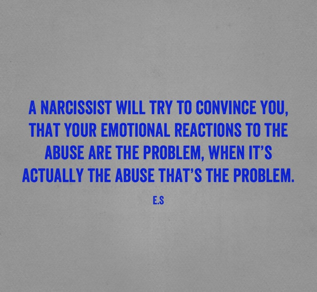 Reactive Abuse, What Is It? And, Why Do Narcissistic People Rely On It?