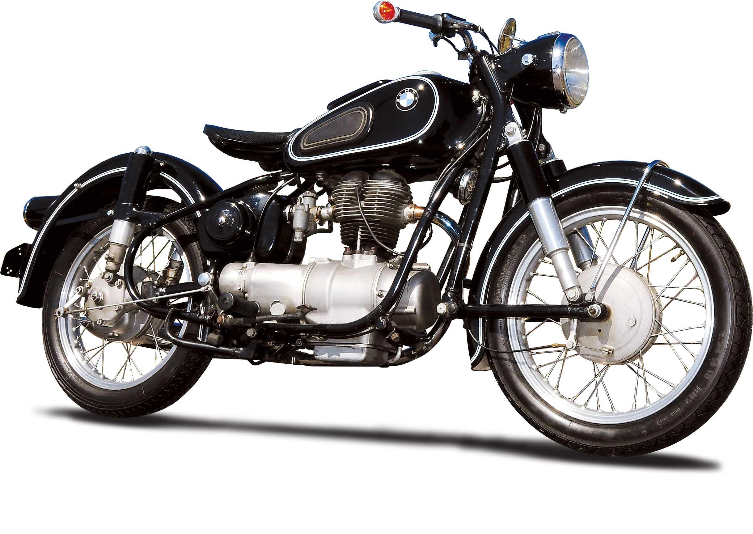 The 250cc BMW R27 - Classic German Motorcycles | Motorräder, BMW ...