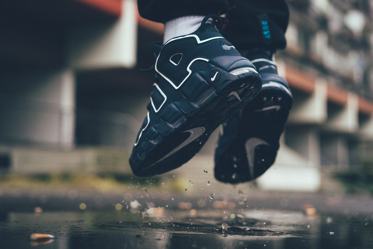 On-Foot: Nike Air More Uptempo 96
