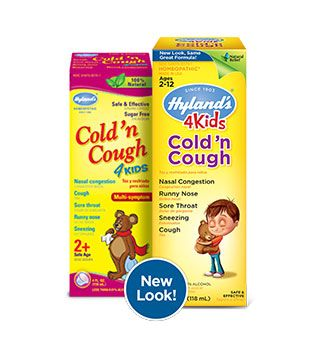 Hyland S 4 Kids Cold Cough Kids Allergies Kids Allergies Relief Cough Medicine For Toddlers