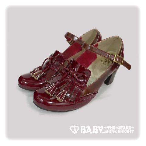 Alice and the Pirates Amavel Tassel shoes