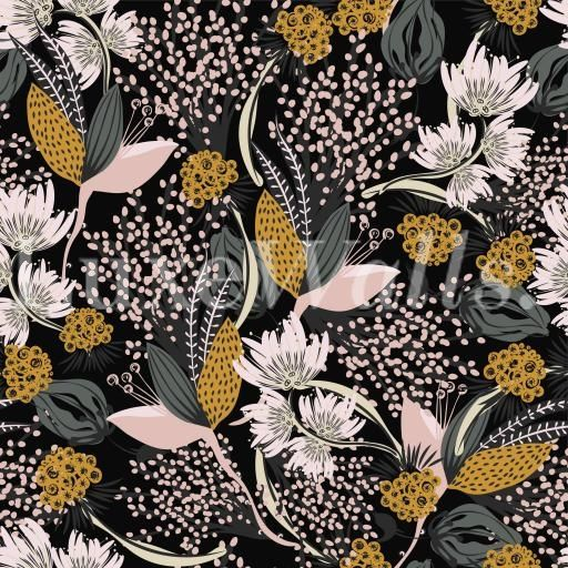 Image Result For Abstract Floral Wallcovering Floral Wallpaper Botanical Wallpaper Floral Wallpaper Bedroom