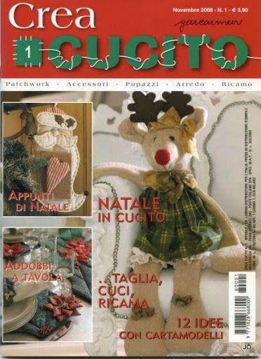 Crea Cucito Nº 1 Jôarte arquivo Веб альбомы Picasa (com