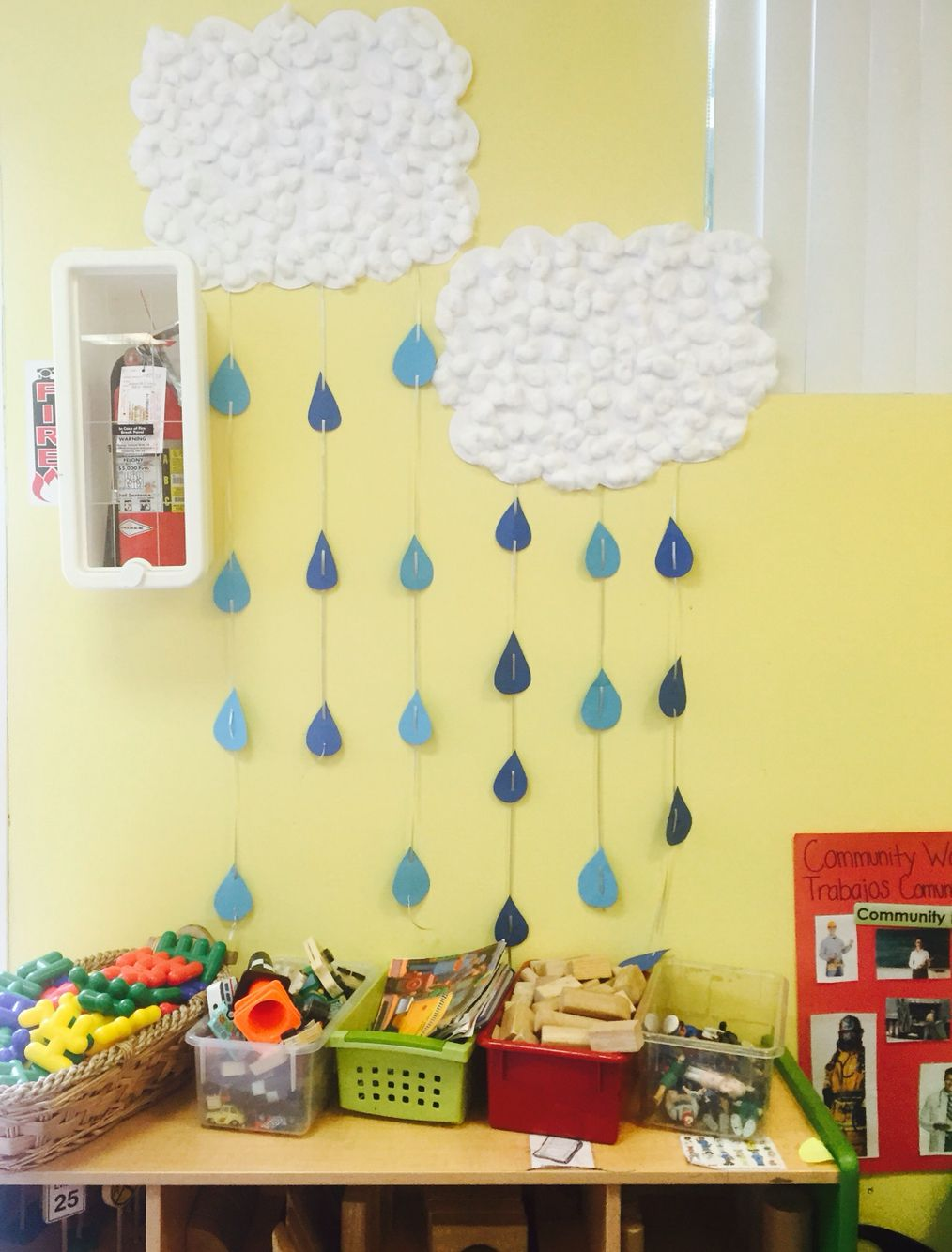Perfect preschool group activity for spring.   Classroom ideas ...
