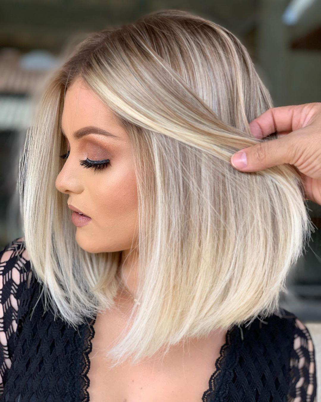 Do You Know The Best Long Bob Hairstyles Thin Fine Hair In 2020 Long Bob Hairstyles Long Bob Hairstyles Thin Bob Hairstyles