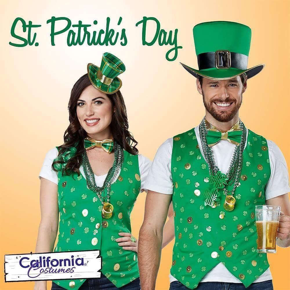 Luck of The Irish Adult Costume Kit