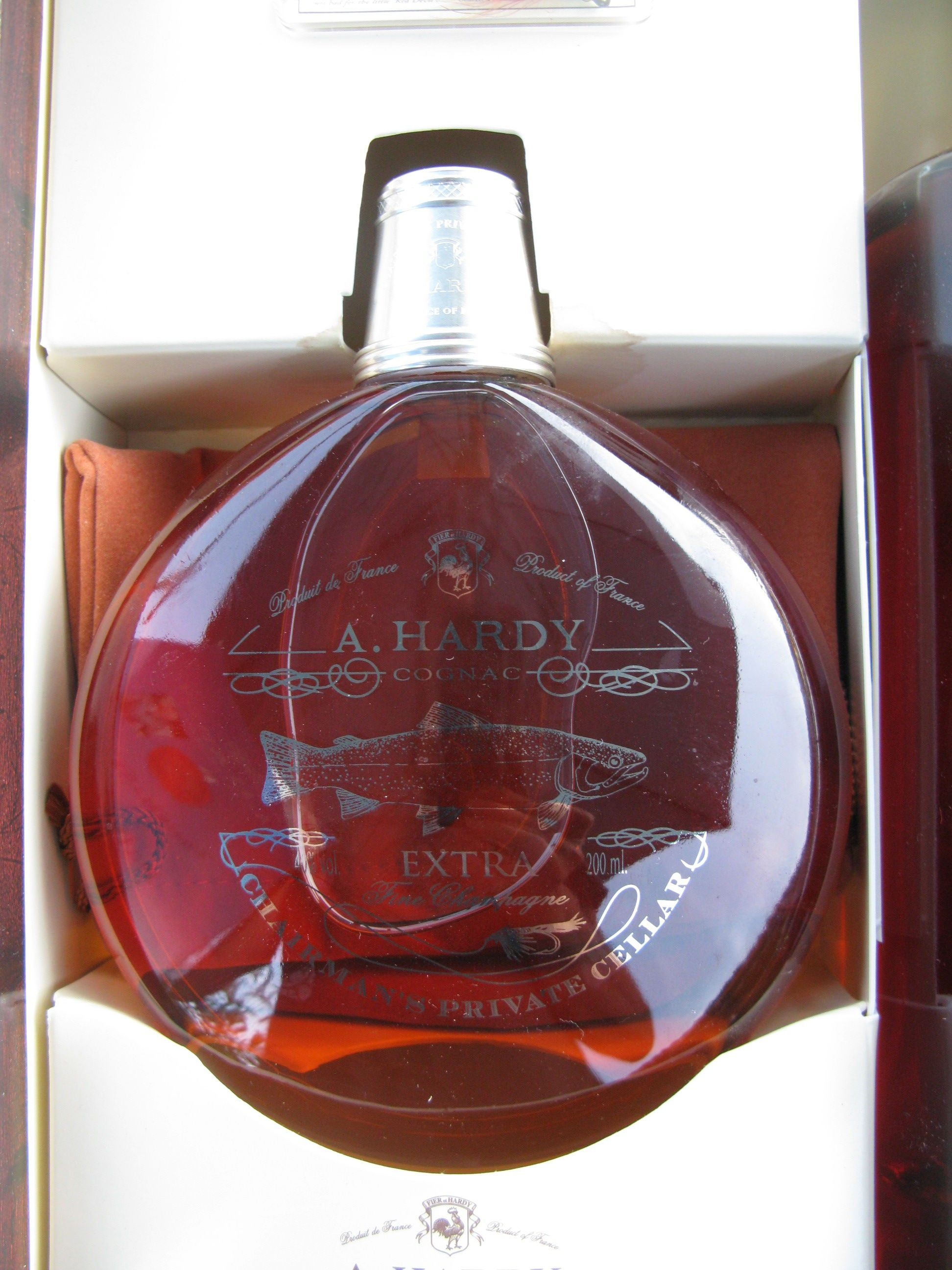 The Other Old Bottle Of Cognac Hardy Wine Drinks Cognac Wine And Spirits