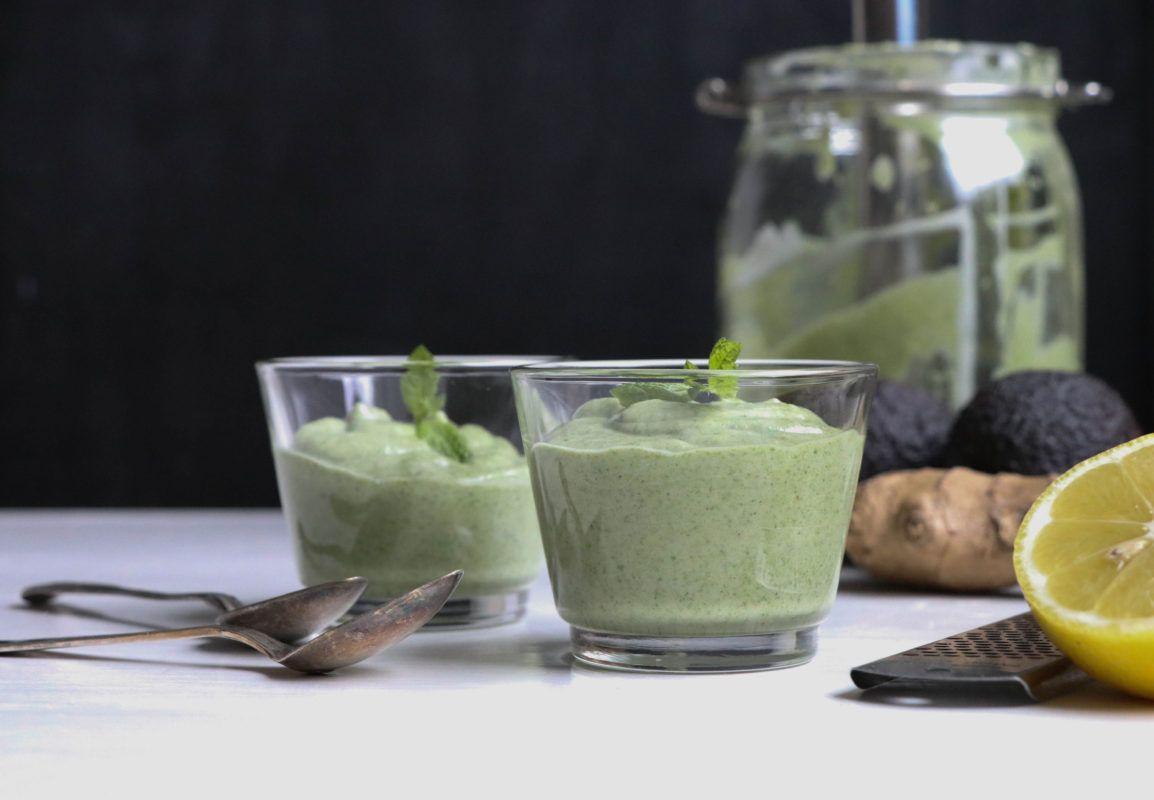 grön drink recept