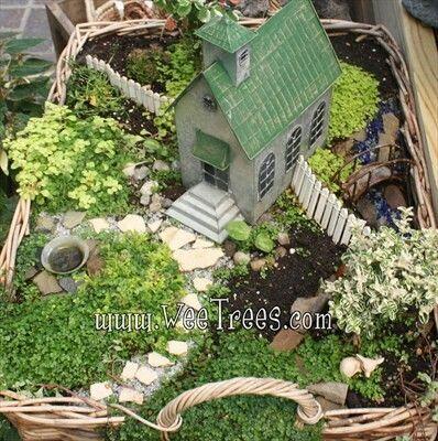 Jardin en miniatura jardines pinterest miniatura for Jardines japoneses en miniatura