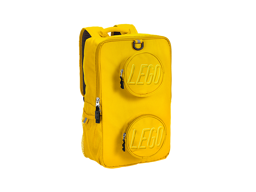 LEGO® Brick Backpack Yellow 5005520 Miscellaneous