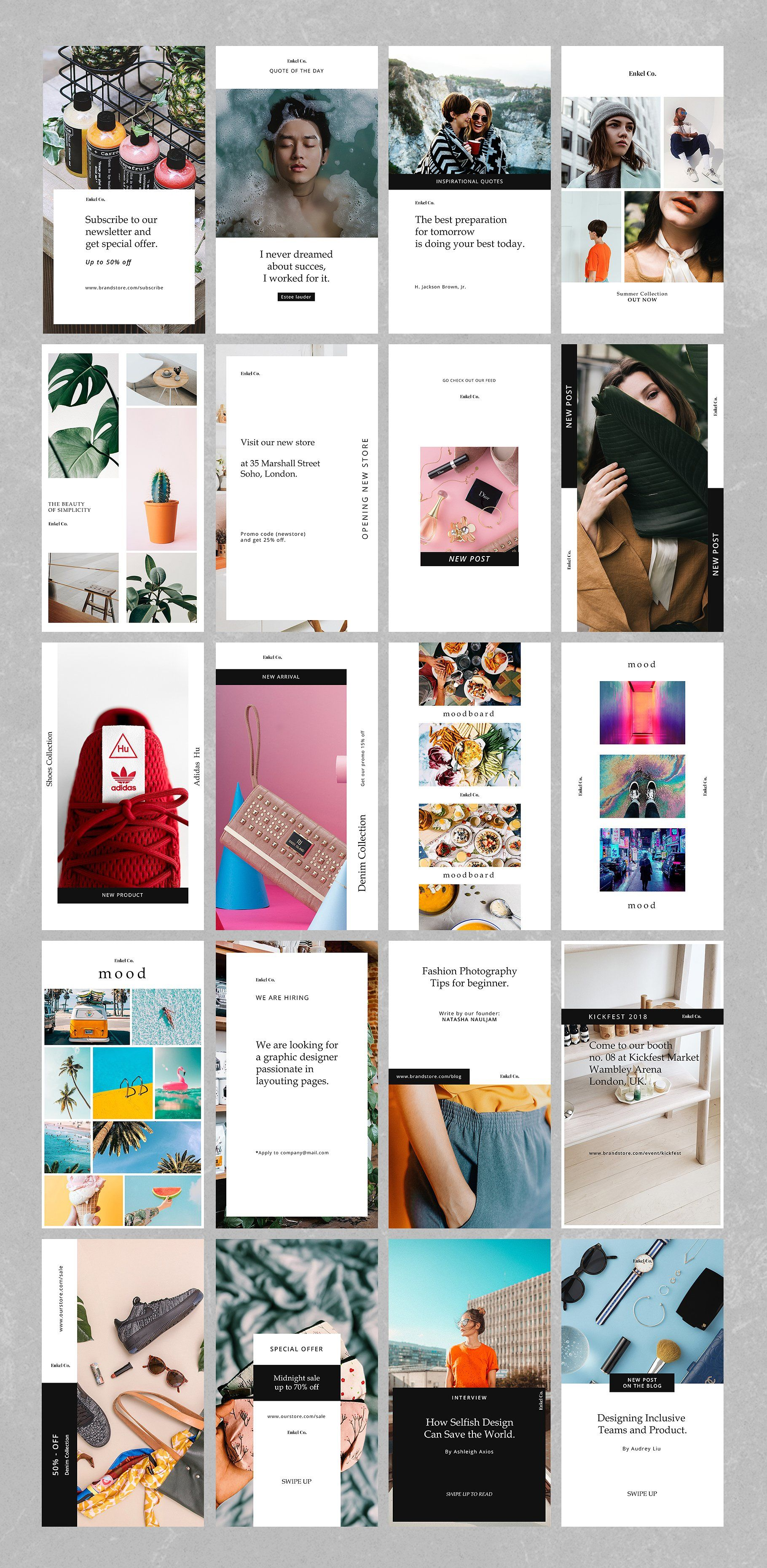 Pin By Trei Visual Arts Identity For Web And Print On Social
