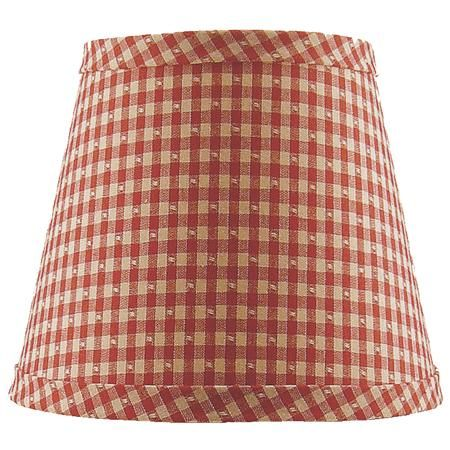 5 mini check gingham chandelier shade products i love mini check gingham chandelier shade it would be fun to change up the shades for the seasons like this one would be cute for christmas decorations mozeypictures Choice Image