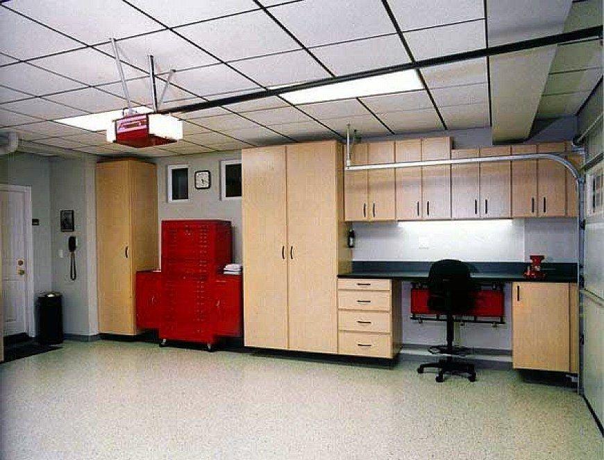 Modern Garage Storage Cabinet Design Ideas And Inspirations