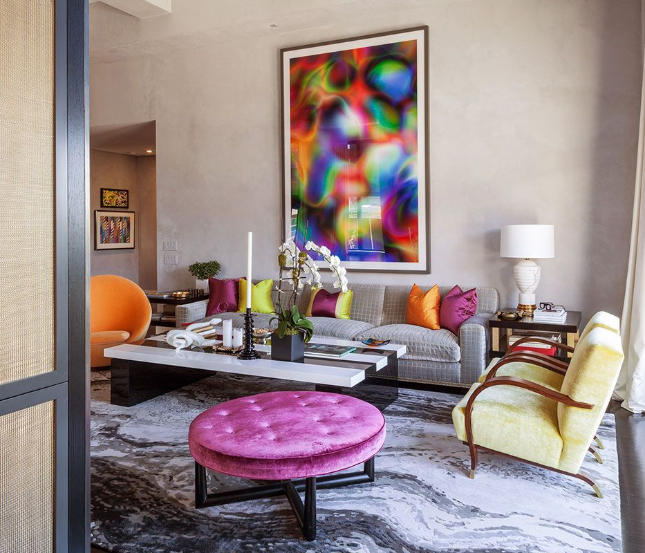 10 Questions With Jamie Drake Living Room Colors Interior