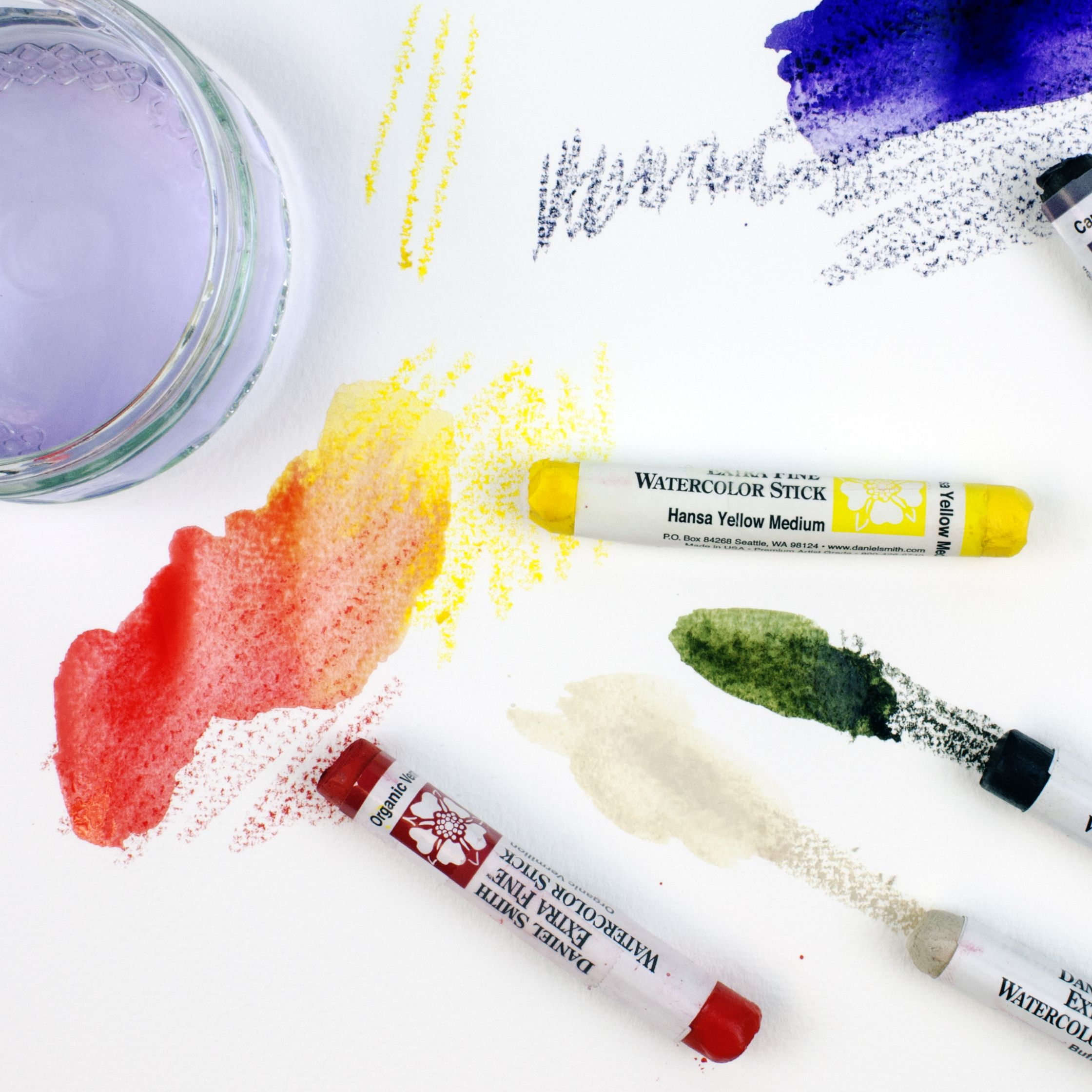 Daniel Smith Watercolour Sticks Watercolor Pans Watercolor