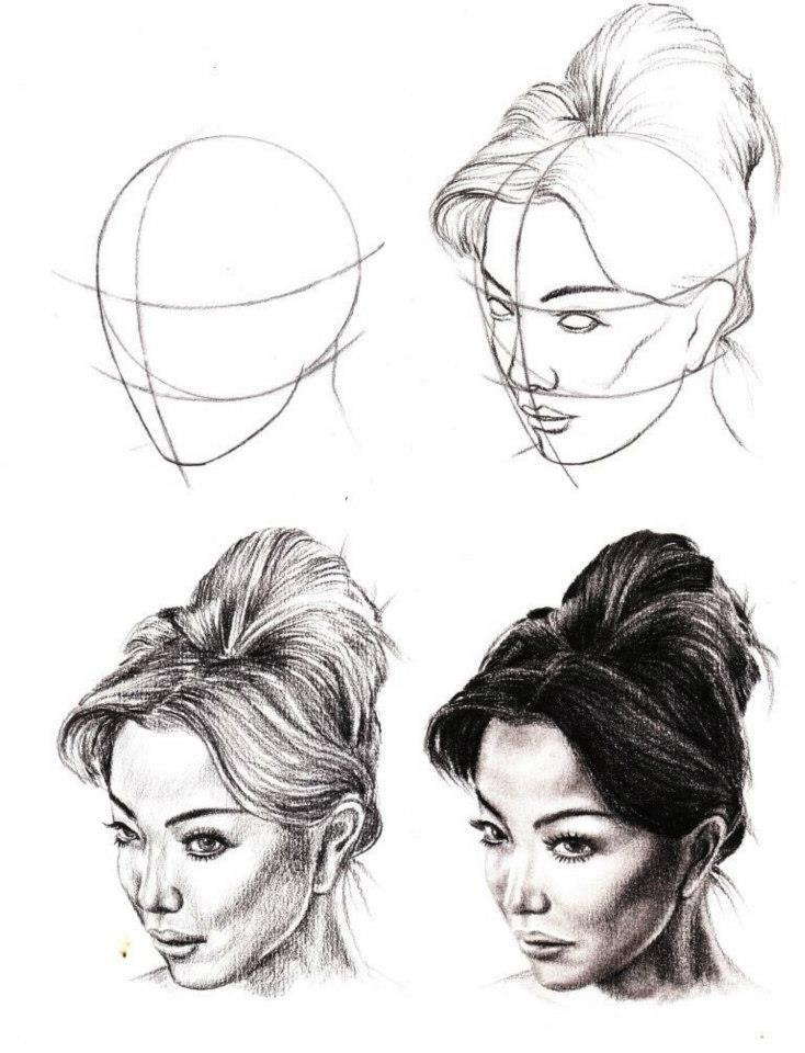 Pencil Sketches Video Tutorial
