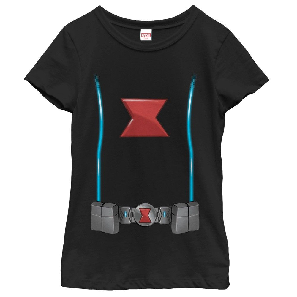 Girl S Black Widow Costume Black Widow Costume Black
