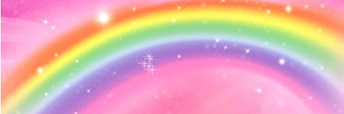 Messy Header Rainbow Twitter Papeis De Parede