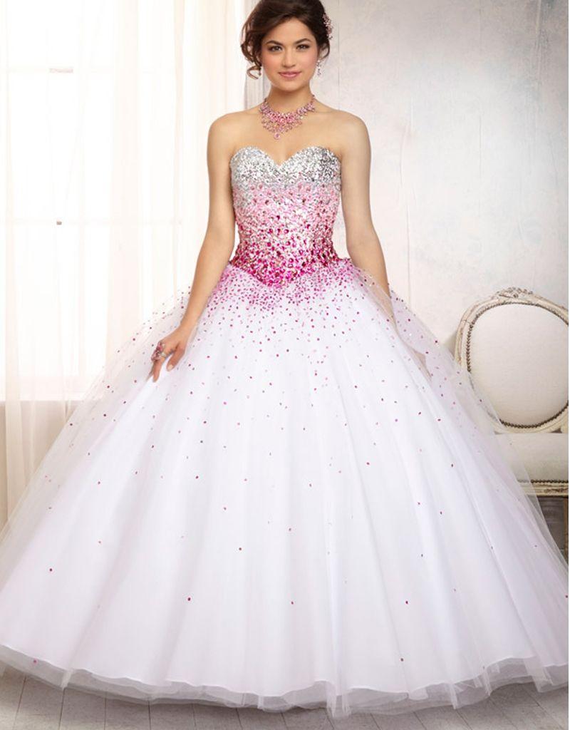 1b180905a Barato Sexy 2017 rainbow corset princesa bola vestidos quinceanera 15 anos  vestidos de 15 años 2017 debutante doce 16 vestido da menina