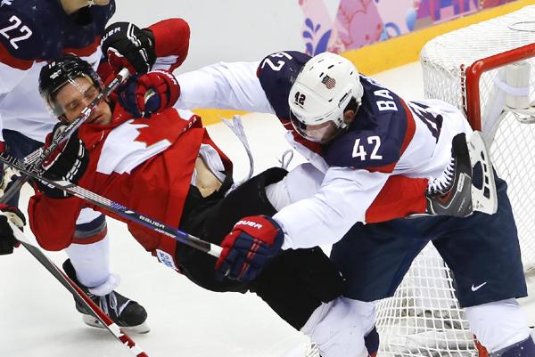 Backes brings back 2 strays from Sochi