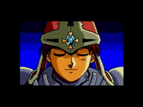 Attract Mode - Lunar The Silver Star (Sega-CD) | Playing