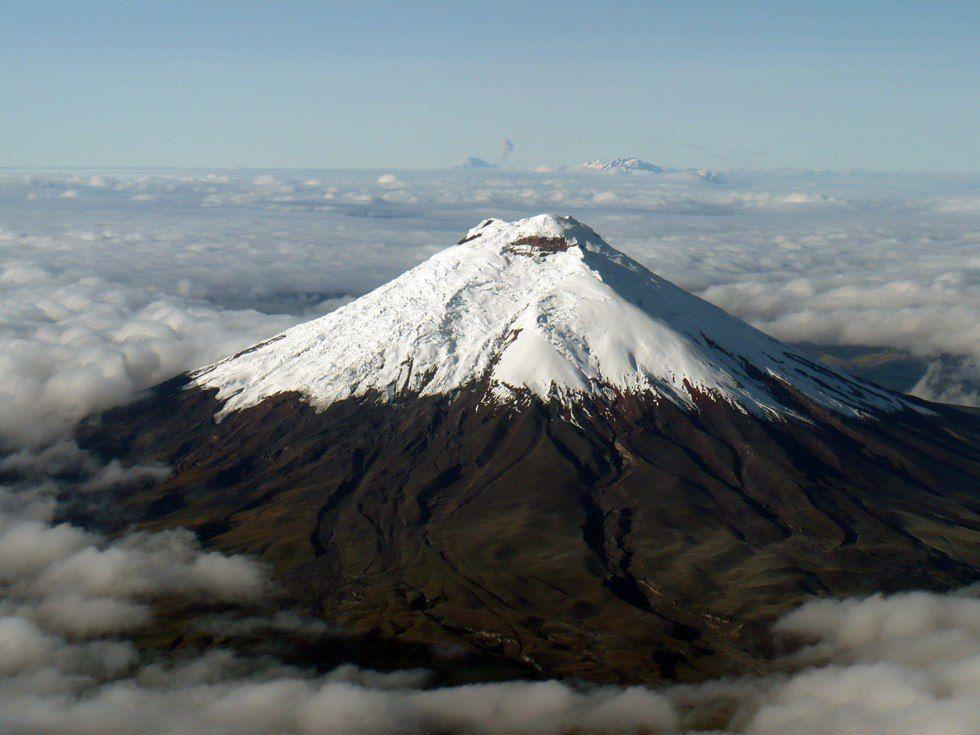 erupcion del volcan cotopaxi julio 2015 - Buscar con Google