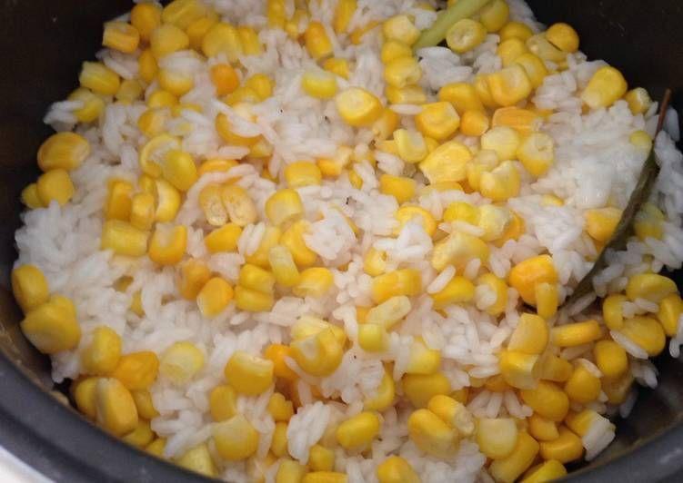 Cara Membuat Nasi Jagung Resep Jagung Nasi Memasak