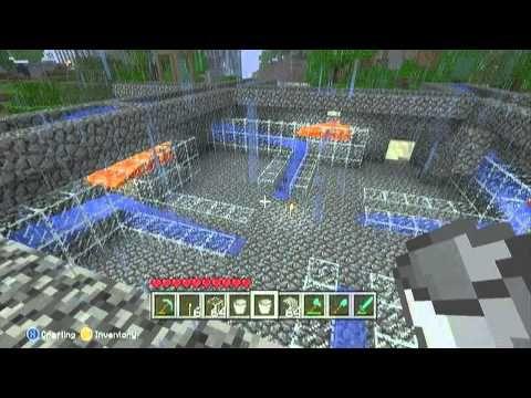Minecraft Mob Grinder Tutorial: How to build it | Minecraft