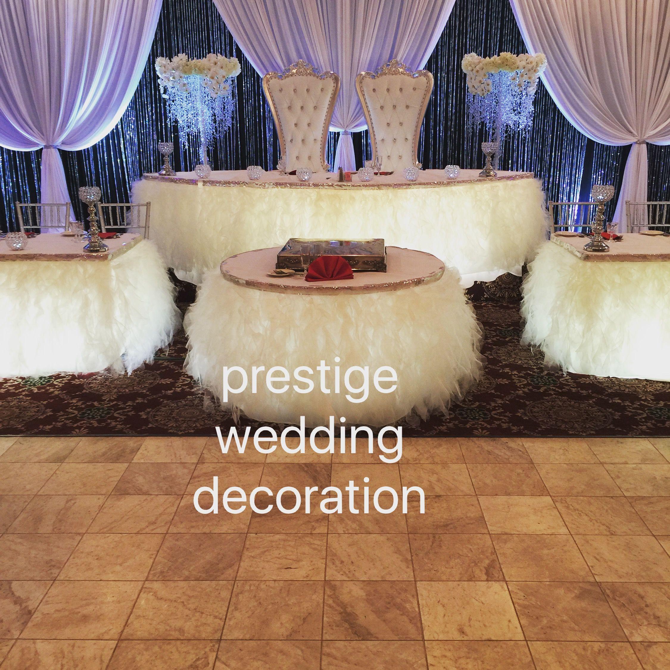 Wedding Reception Decor Ideas Bride And Groom Throne Chairs White