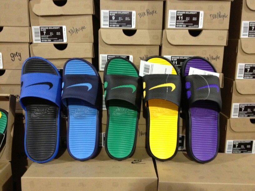 59e63aa4568b Nike Benassi Slides   lacrosse unlimited