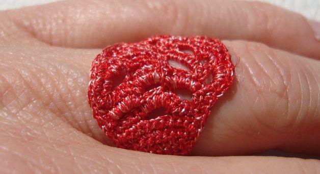 rot grazil und elegant