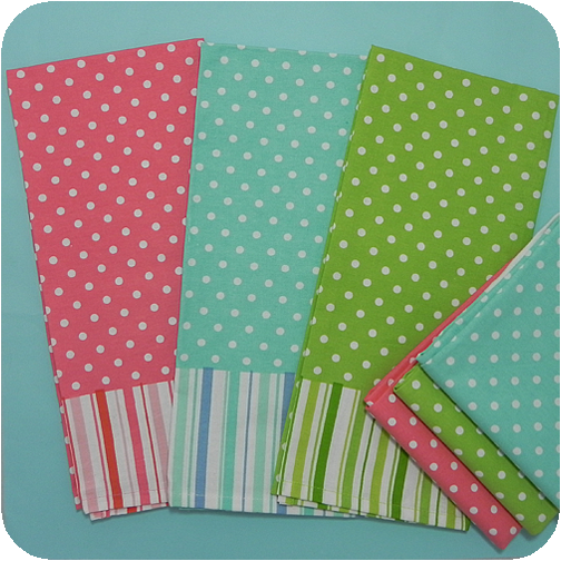 Polka Dot Kitchen Tea Towel | Blanks | Dish towels, Tea
