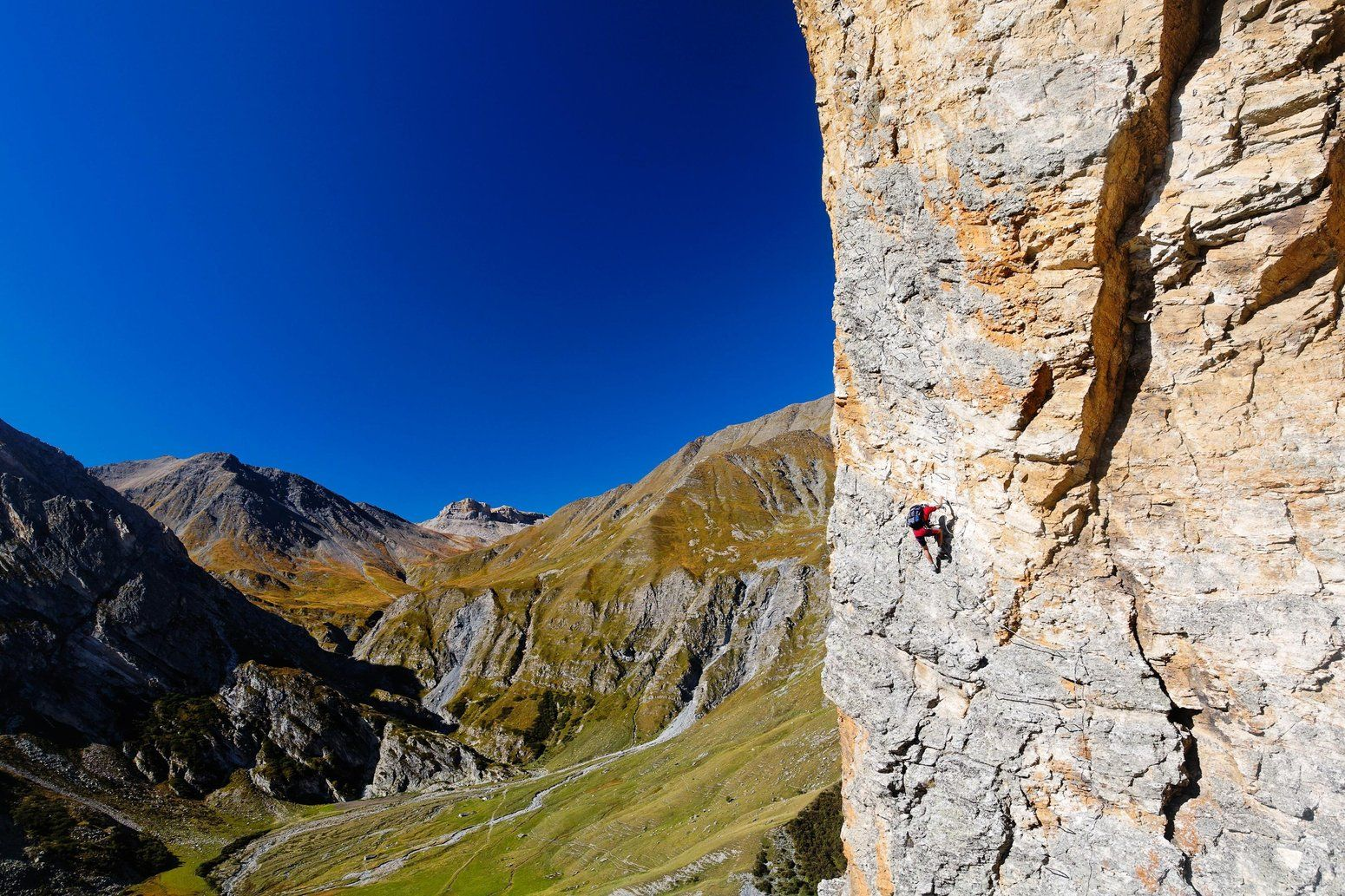 Klettersteig Yosemite : 8 klettersteige bei denen deine knie weich werden