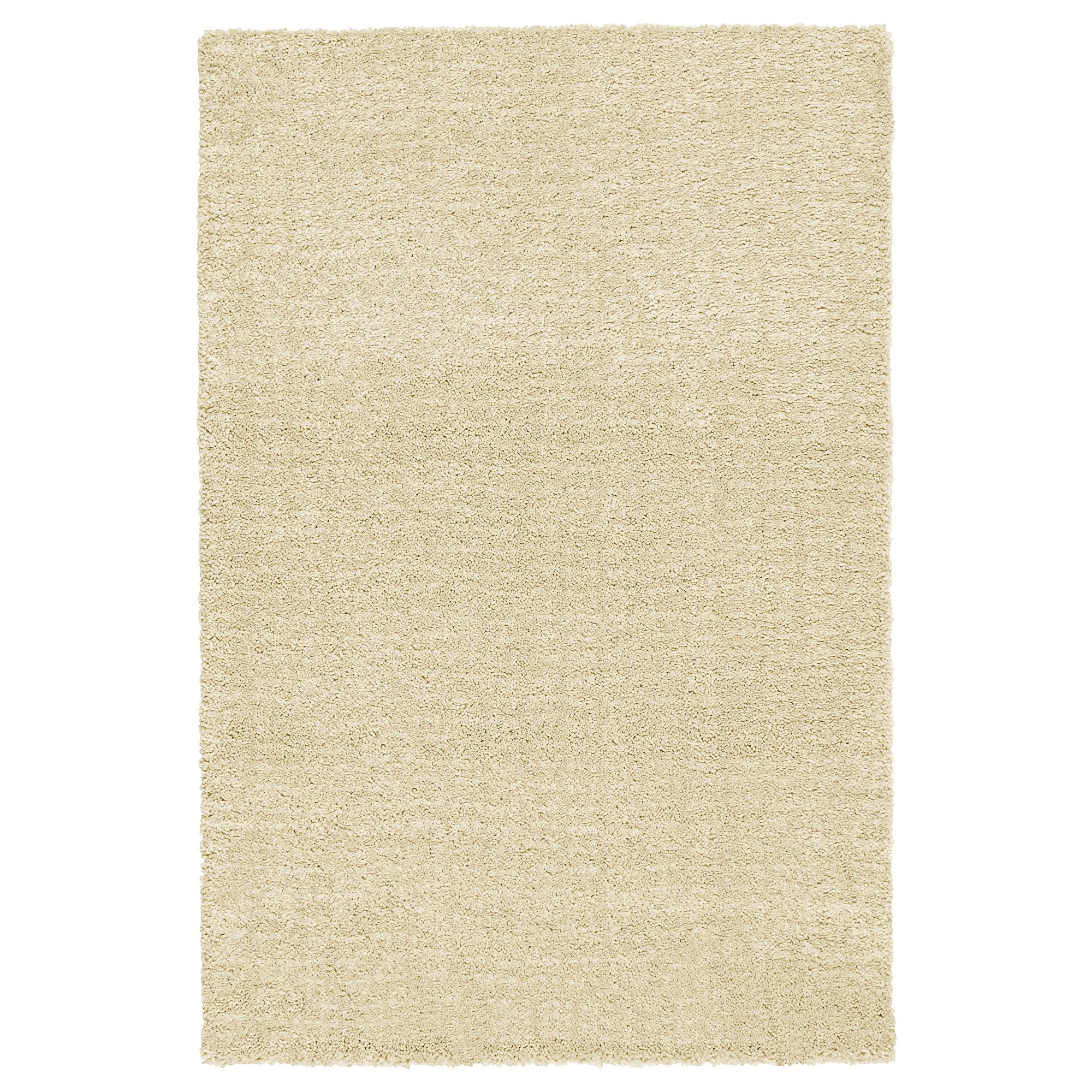 Langsted Rug Low Pile Beige 4 4 X6 5 Big Rugs Rugs Ikea