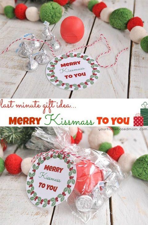 Last Minute Christmas Gift Idea: Holiday Inspiration   eos Lip Balm ...