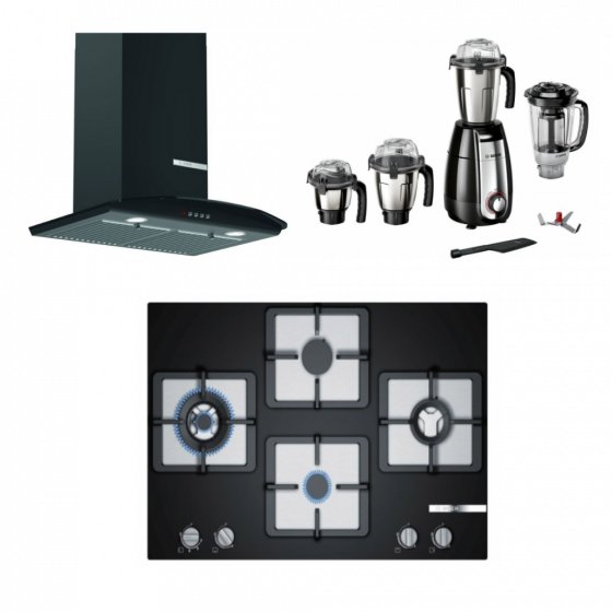 Bosch Dynamic Combo 3 B1z0004630 In 2020 Gas And Electric Bosch Gas Hob