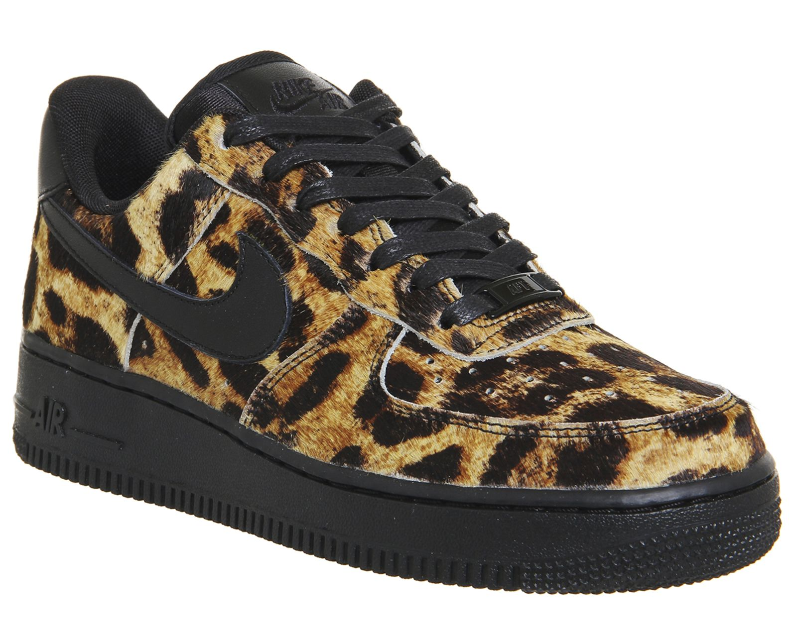 Nike air force 1 mid premium thanksgiving sold out - Nike Air Force 1 Lo Leopard Black Sail
