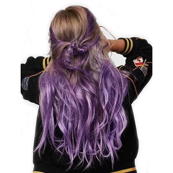 Colorista Washout Purple Semi Permanent Hair Dye Hair