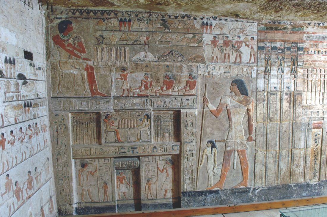 картинки в гробницах сына