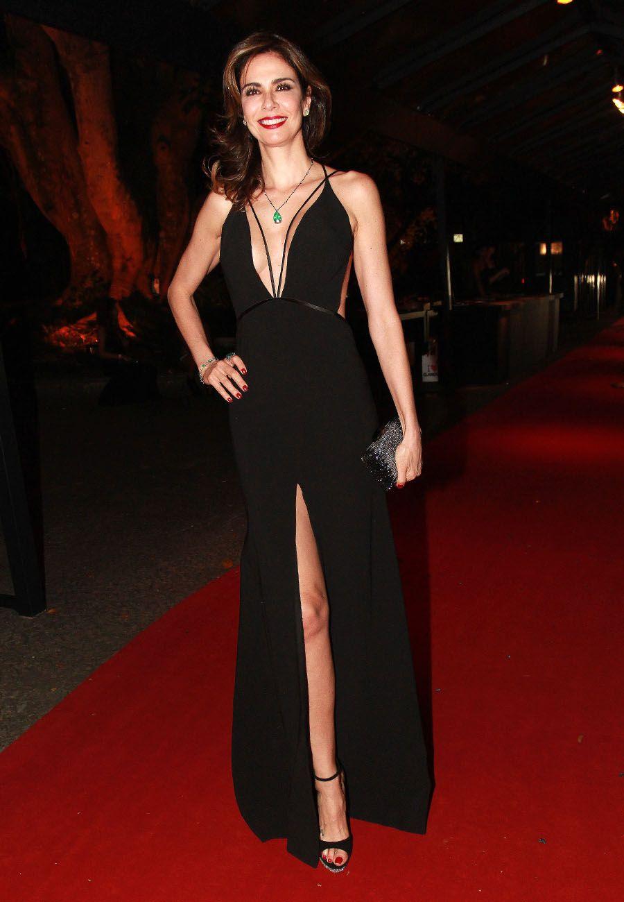 Luciana Gimenez - modelo, atriz e apresentadora de televisão