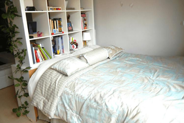 Q Underbed Drawers For Kallax Storage Bed Diy Storage Bed Bookshelf Headboard Ikea Bookcase