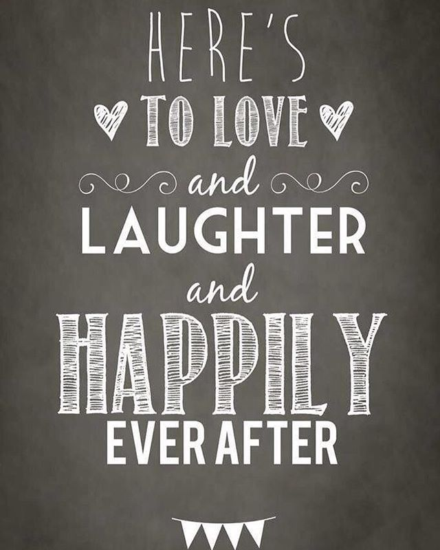 HAPPY WEDDING DAY To Our Wonderful Brides Today!! The