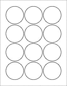 Ol8750 2 25 Circle Labels