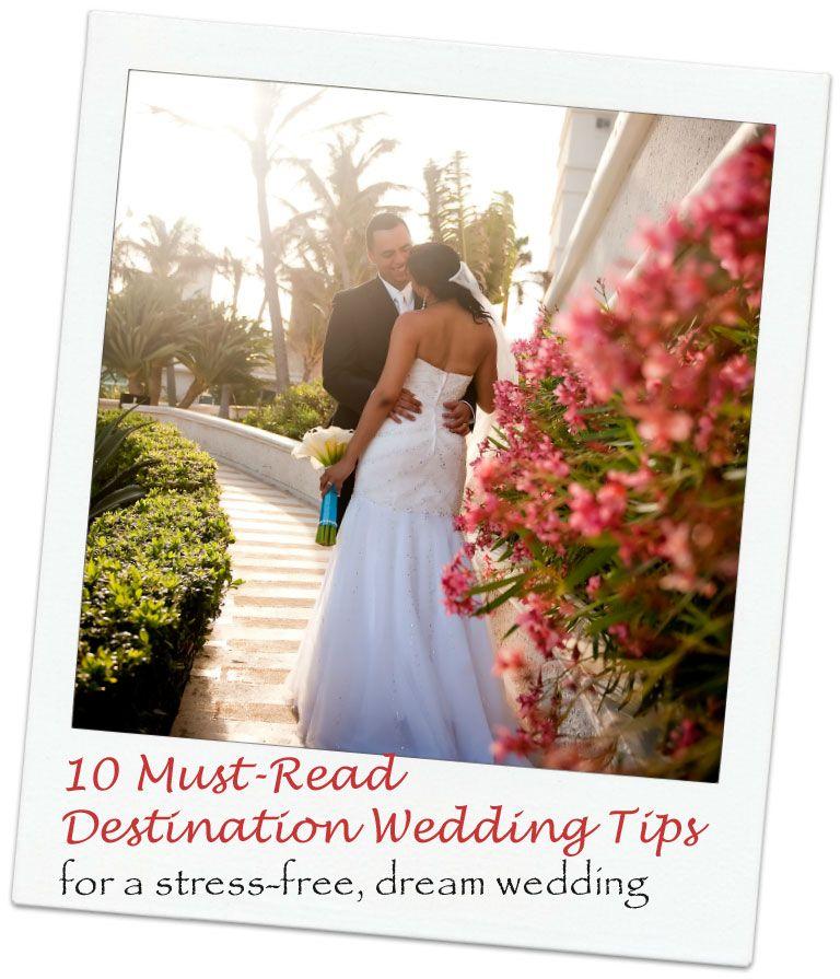 10 Destination Wedding Ideas & Tips To Make Planning