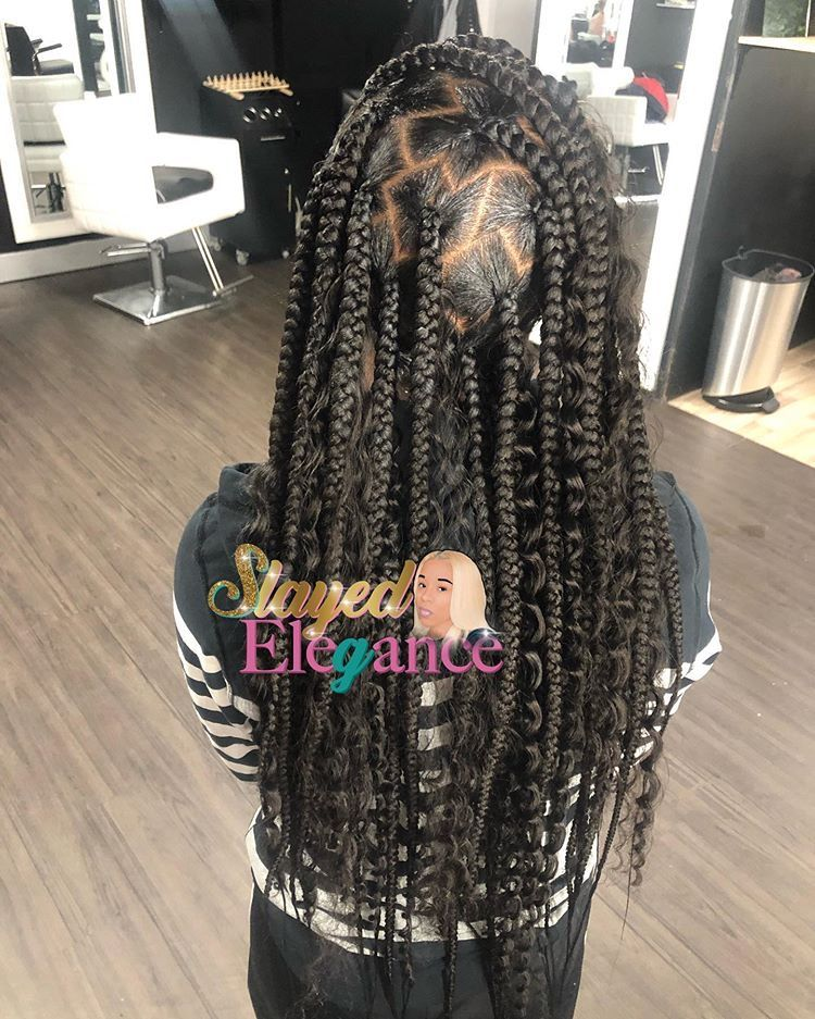 Pin by Lynnessence on Protective styles in 2020 | Braids