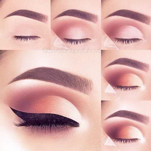 Tutoriales de Maquillaje paso a paso para Ojos Marrones …