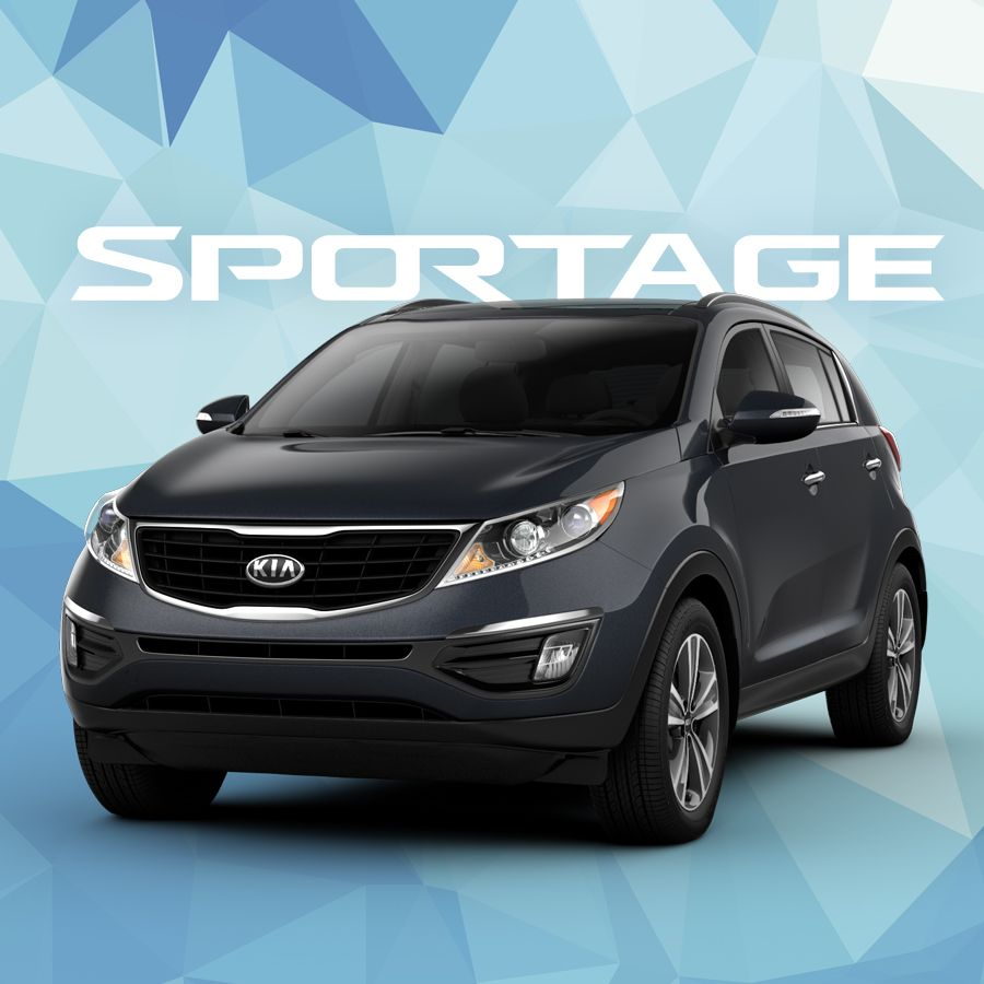 The 2015 Kia Sportage is at the top of everyone's wish