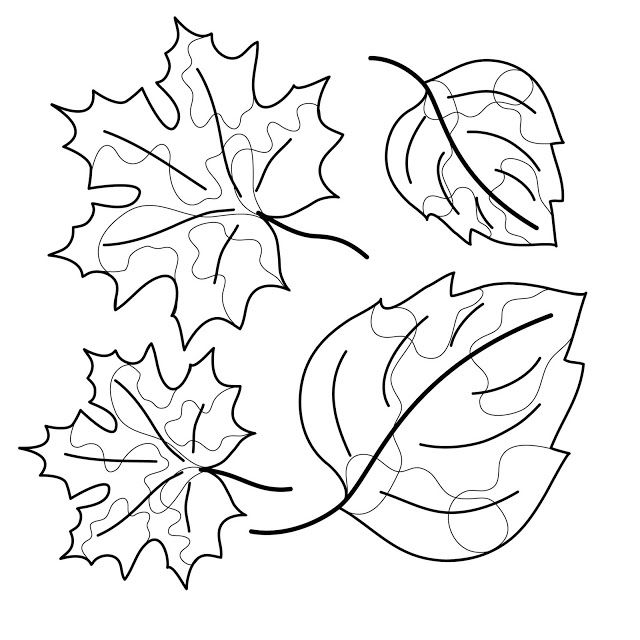 Herbstbilder Ausmalbilder Kostenlos   Herbstbilder zum ...